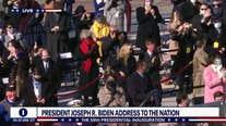 Watch President Joe Biden's inauguration speech
