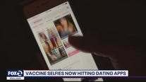 Singles looking for love post vaccine selfies on dating apps