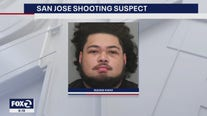 Man held after shooting at San Jose police