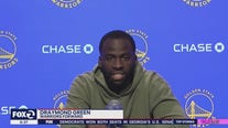 Draymond Green points out stark contrast in treatment of BLM protesters and pro-Trump mob
