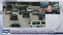 President Biden sets new tone on climate policy