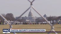 Federal agencies mobilize stepped-up security measures ahead of Inauguration Day