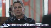 "Rob Lowe talks about ""9-1-1 Lone Star'"