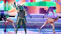 'The Masked Dancer': The cricket jumps off dance floor in latest reveal