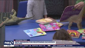 OUSD holds info night on returning to school in person