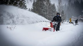 Tahoe region sees rare blizzard warning as ski resorts sell out