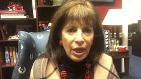 'It was like out of a bad movie': Congresswoman Jackie Speier on the pro-Trump riots