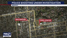 Man injured, arrested after Berkeley robbery that led to officer-involved shooting