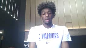 Catching up with James Wiseman of the Golden State Warriors