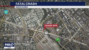 Driver dies in Highway 101 rollover crash in Santa Clara