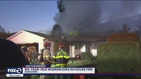 84-year-old woman dies in Concord house fire