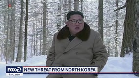 North Korea threatening development of more nuclear weapons