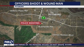 Oakland man shot by Pittsburg police after pointing loaded handgun at officer