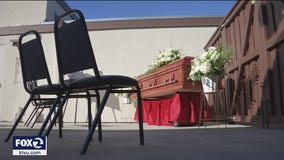 Bay Area mortuaries experience backlog, blame surge in COVID deaths
