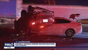 1 dead, 6 injured in San Leandro crash involving DUI driver