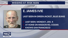 At-risk man missing from Colma