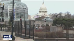 CA National Guard members continue to help provide security at State Capitol
