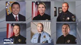 Closer look at six San Jose top cop finalists