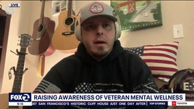 Firefighter and marine embarking on 50K hike to raise awareness of veteran suicide prevention