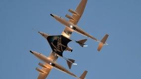 Virgin Galactic says test flight problem identified