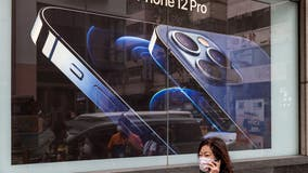 Apple posts record quarter on fast sales start for iPhone 12