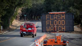 2 dead as winter storm barrels through California
