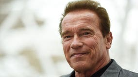 'Come with me if you want to live': Schwarzenegger gets vaccine