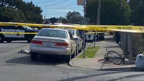 Suspect who critically injured bicyclist in San Mateo hit-and-run turns himself in
