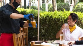 Bay Area restaurants, wineries file lawsuit over outdoor dining ban