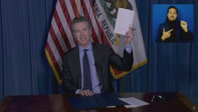 Governor signs eviction moratorium extension in California