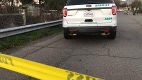 Man shot, killed in front of home east of Petaluma