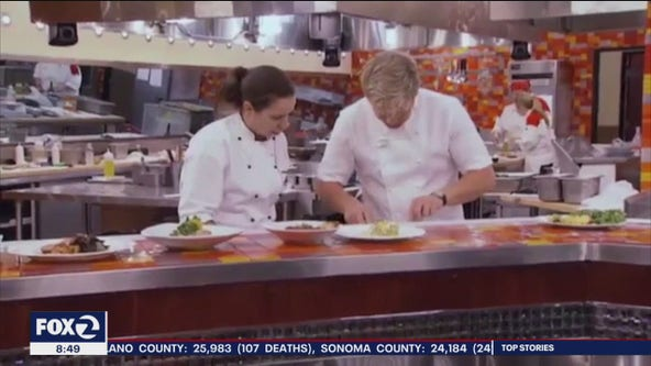 'Hell's Kitchen' chef talks about how pandemic changed her cooking