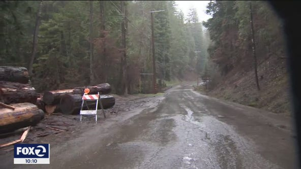 PG&E reports 27,000 customers without power around Bay Area due to harsh winds