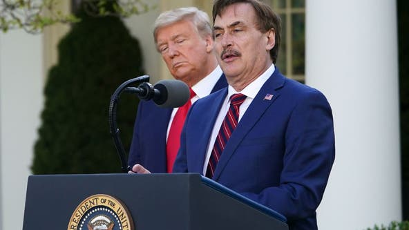 MyPillow guy eyes Minnesota Governor run, thinks he has Trump's support