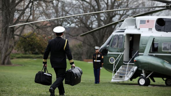 Trump transferring the 'nuclear football' to Biden — How it will work on Inauguration Day 2021