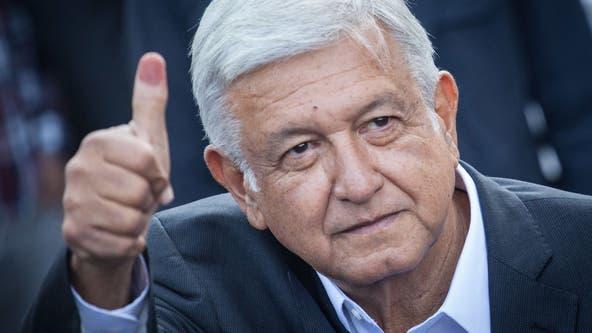 Mexican President Andrés Manuel López Obrador announces positive COVID-19 test