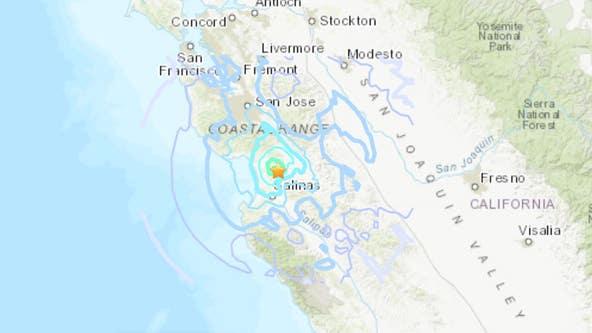 4.2 quake felt across Bay Area