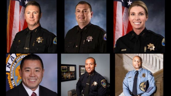 City of San Jose announces 6 finalists for chief of police