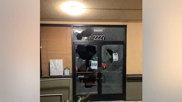Pittsburg police arrest suspect for second time, after businesses vandalized
