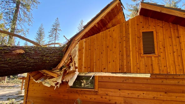 Yosemite National Park to remain closed after wind damage