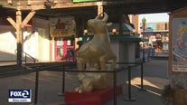 Where to find ox sculptures in the Bay Area to ring in the Chinese New Year