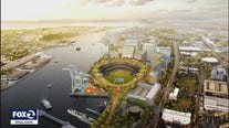 Oakland A's plan for Howard Terminal ballpark takes leap forward