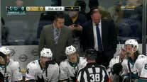 1-on-1 with Sharks head coach Bob Boughner