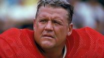 Charlie Krueger, longtime star tackle for 49ers, dies at 84