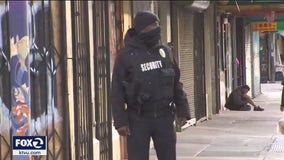 Oakland Chinatown merchants turn to private security patrols