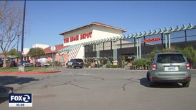 Suspects held in Home Depot scams along West Coast