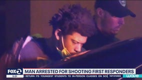 26-year-old accused of shooting at first responders in Antioch arrested with death of another man