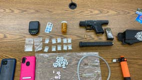 Traffic stop leads to the discovery of drugs, gun in Pinole