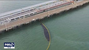 Chevron estimates up to 750 gallons of mixture spilled into the Bay