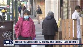 Pelosi, Asian Pacific Caucus, address surge in Asian-American hate crimes